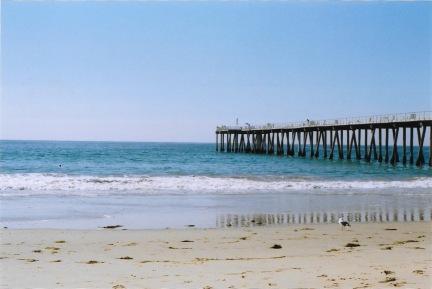 Everyone loves a good pier - Hermosa Beach