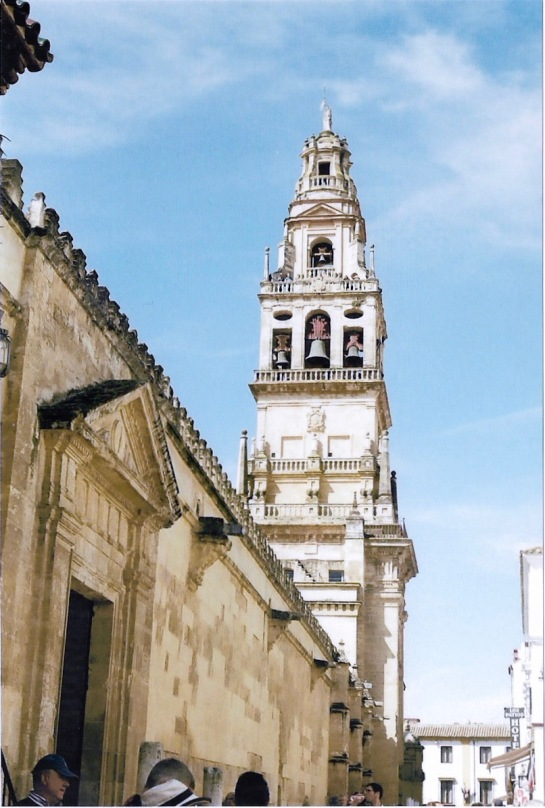 Enjoy the views of Cordoba from it's cathedral tower