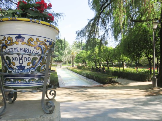 Parque Maria Luisa and more, in this Seville city guide