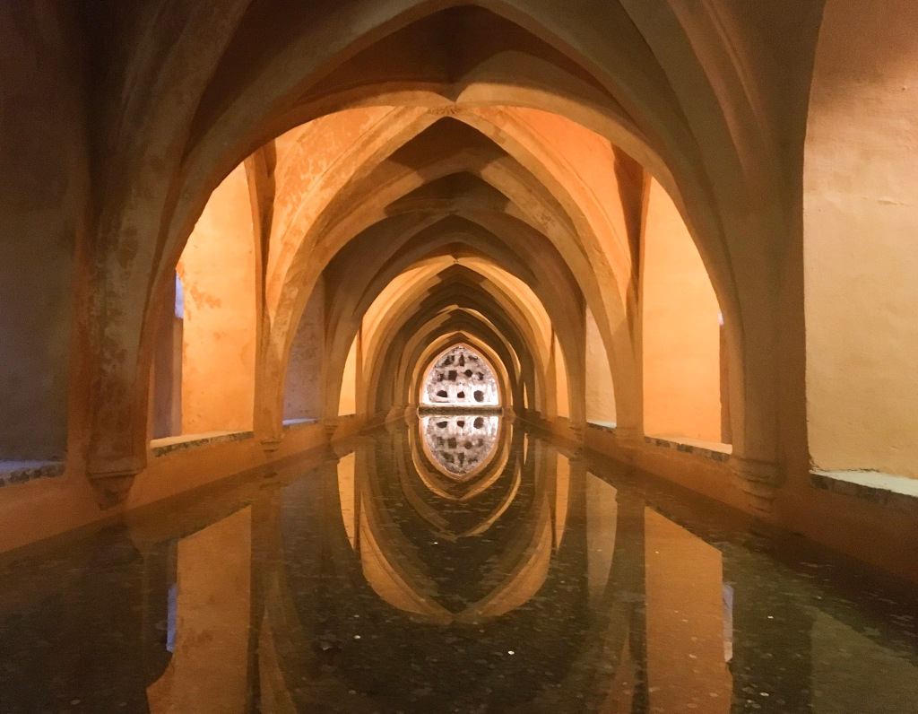 Hidden sights of the Alcazar- read about more in the city guide