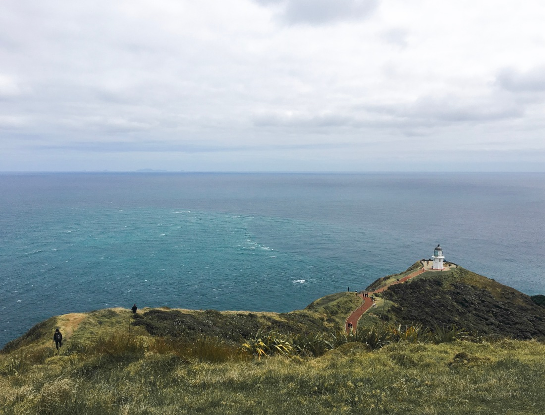 Cape Reinga and its sacred lighthouse